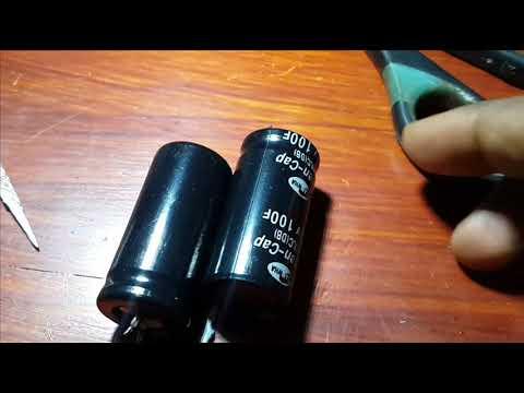 Ebay super capacitors 2.7 volts 100 farads ultracapacitors