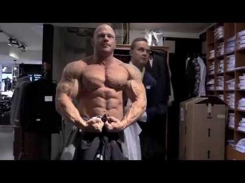 Day in the life of bodybuilder / part II