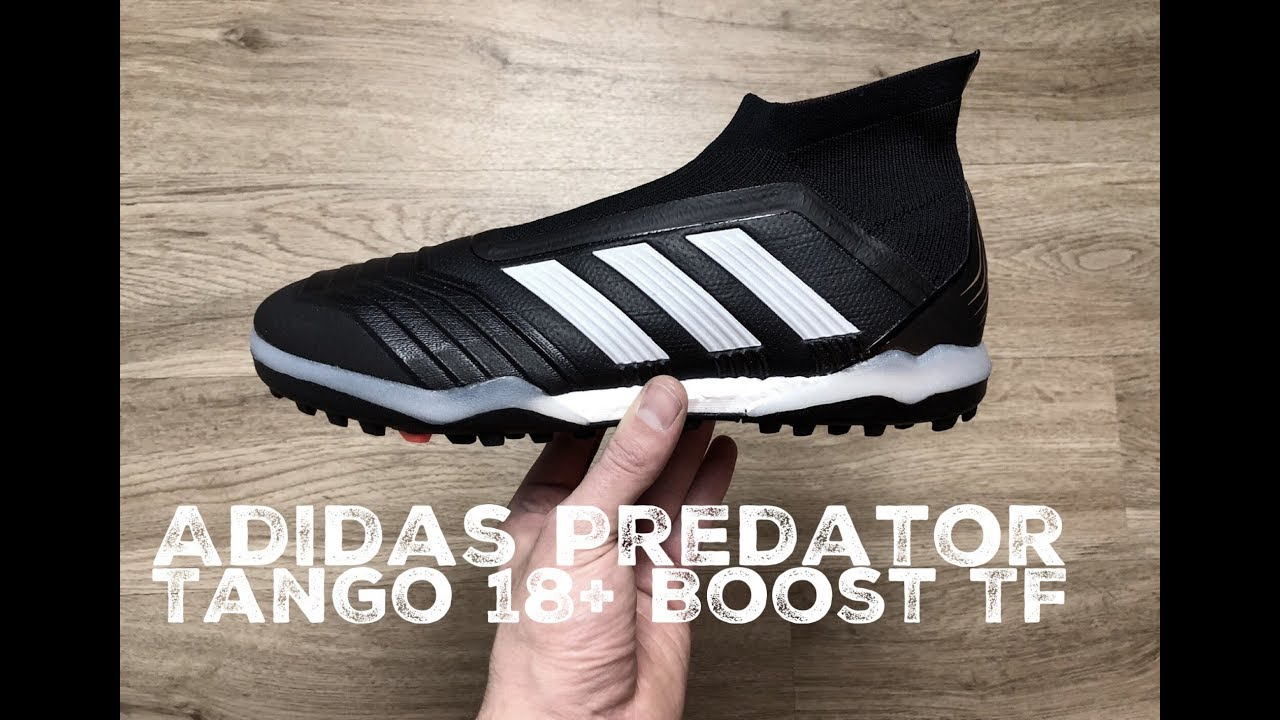 mientras tanto cebolla entrega  Adidas Predator Tango 18+ TF ˋSkystalker Pack´ | UNBOXING & ON FEET | football  boots | 2017 | HD - YouTube