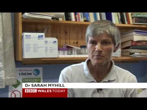 Dr. Myhill on BBC News