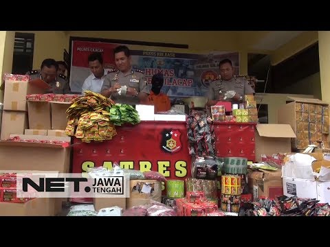 SUDAH ILEGAL, JAMU INI DI CAMPUR TEPUNG & BAHAN KIMIA - NET JATENG