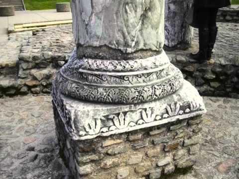 Vigh in Lyon III, Gallo-Roman Ruins