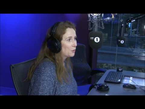 Catherine Tate Grimmy BBC Radio 1 2016