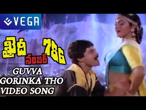 Guvva Gorinka Tho Video Song : Khaidi No 786
