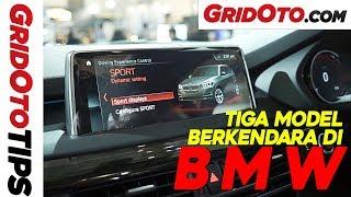 Tiga Mode Berkendara di BMW I GridOto I Tips