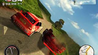 Stage 1 Arcade - Mobil 1 Rally Championship 2000