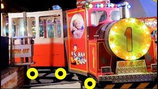 Disneyland Special Ride on Train