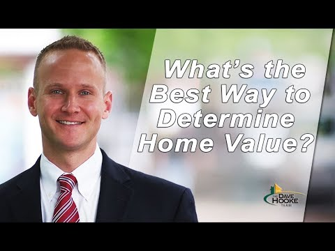 Central PA Real Estate Agent: 4 Ways to Determine Home Value