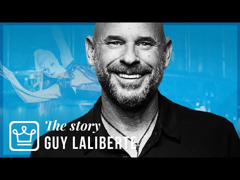 From Fire Eater to Billionaire: The Incredible Story of Guy Laliberte ...