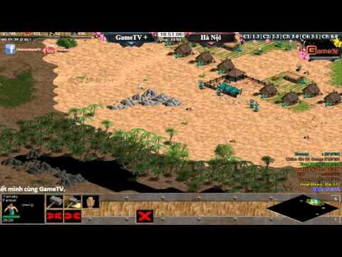 GameTV + Gunny vs Hà Nội ngày 30 01 2016 C5T1