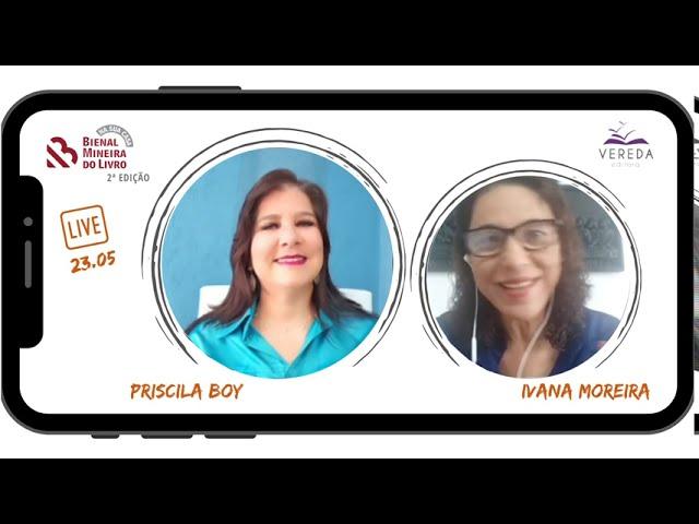 SELEÇÃO LIVES - 2ª edição BML na Sua Casa - Priscila Boy e Ivana Moreira