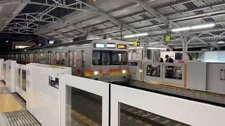 東急9000系9007F 各駅停車溝の口行き 中延到着から発車まで