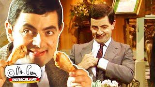 Mr. Bean im Restaurant