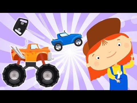 Doctor Mac Wheelie cartoon all episodes part 3