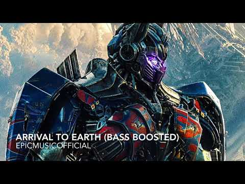Arrival To Earth (Bass Boosted) EpicMusicOfficial