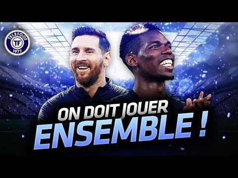 Messi et Pogba réunis, Dembélé dans de sales draps – La Quotidienne #358