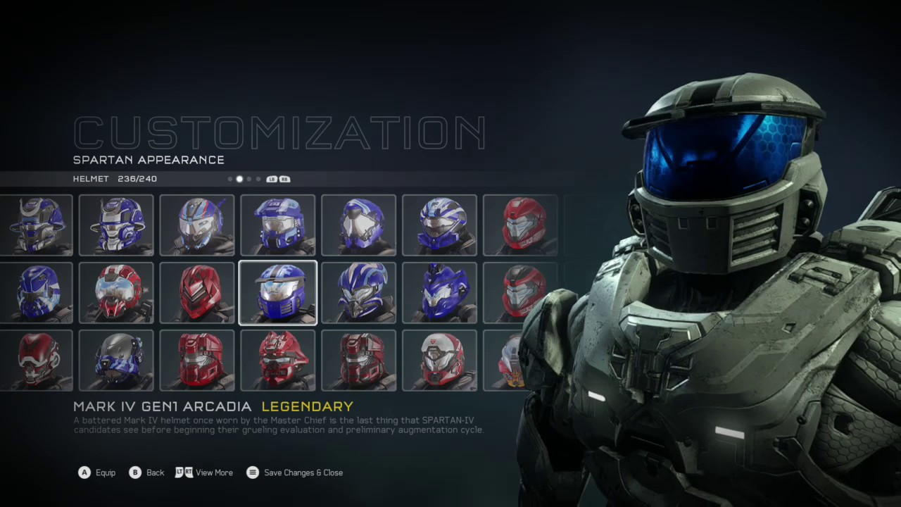 Halo 5: How to look like Caboose from Red vs Blue