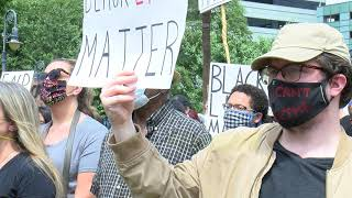 """I Can't Breathe"" Rally Turns Violent 