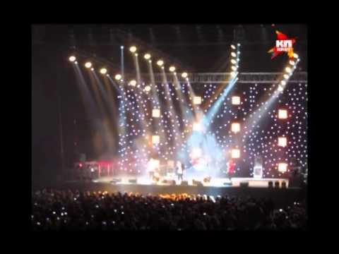 Золотой граммофон в Минске: Басков пел про Лукашенко, а Солодуха вручал статуэтку Киркорову