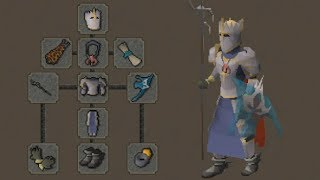 Testing out the NEW Justiciar Armour