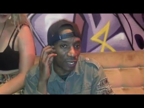 "Screechy Dan ""Dancehall Reggae Artist"" Interview - Melbourne , Australia 25th January 2016"