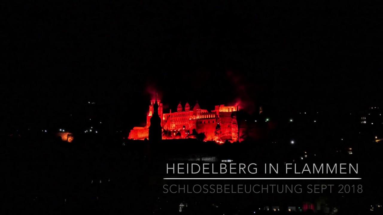 heidelberg in flammen