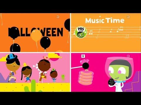 PBS Kids Channel Program Break (2017 WFWA-DT2)