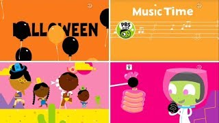 PBS Kids Channel Program Break (2017 WFWA-DT2)
