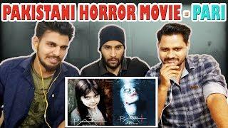 Indian Boys First time Watching Pakistani Horror Movie Trailer   Pari   Krishna Views