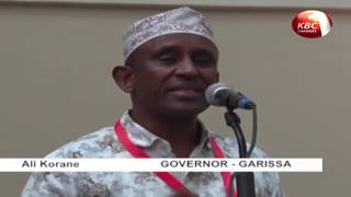 Leaders from Northern Kenya to work with gov't to fight terrorism