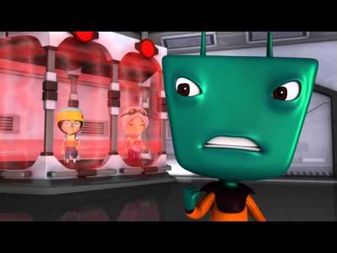 BoBoiBoy English Season 1 Episode 4