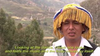 Wititi dance of the Colca Valley