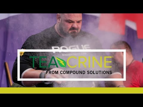 TeaCrine From Compound Solutions - Energy, Mood, and Focus Ingredient