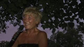 De Strangers documentaire - Claudia Sylva