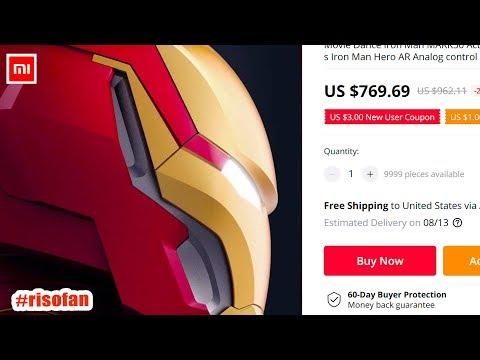 Xiaomi MARK50 Marvel Iron Man Intelligent robot