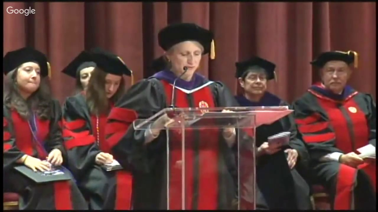 University of Wisconsin Law School Hooding Ceremony - YouTube