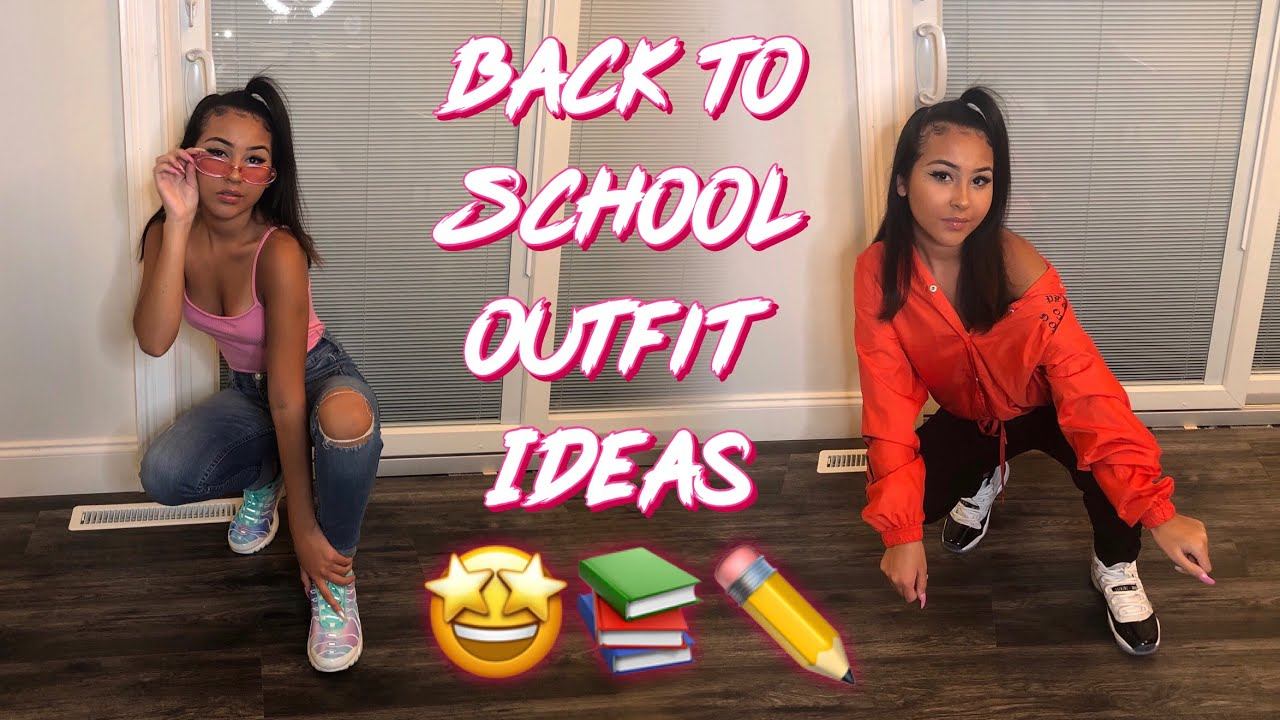 BACK TO SCHOOL OUTFIT IDEAS!! *2019*