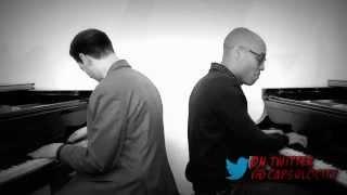 """VOL. 2;E1 - """"Tonk"""" - Aaron Diehl + Adam Birnbaum (Piano) @ Steinway Hall"""