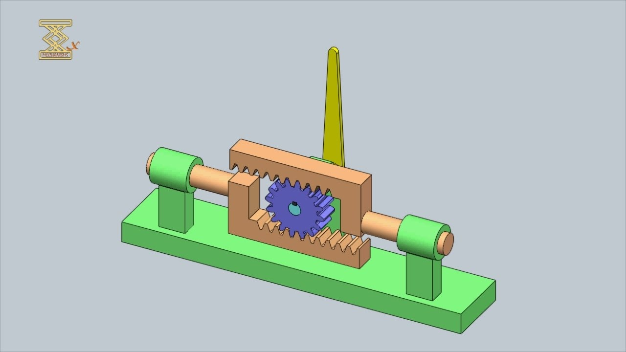 double slider crank mechanism pdf