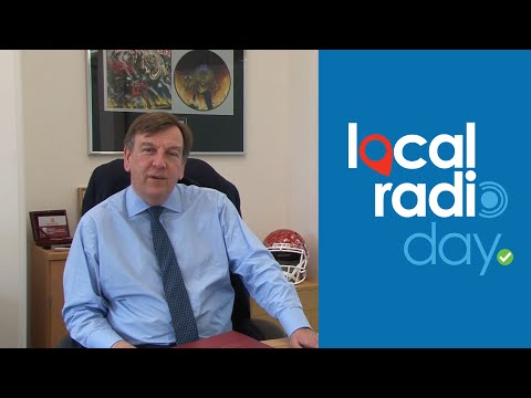 John Whittingdale   Local Radio Day