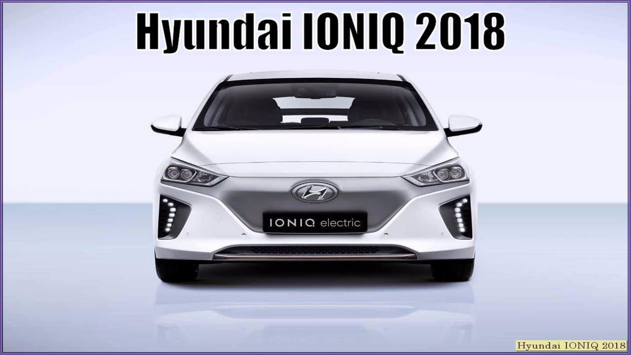 2018 hyundai ioniq electric. unique hyundai new hyundai ioniq 2018 ev review and concept on hyundai ioniq electric