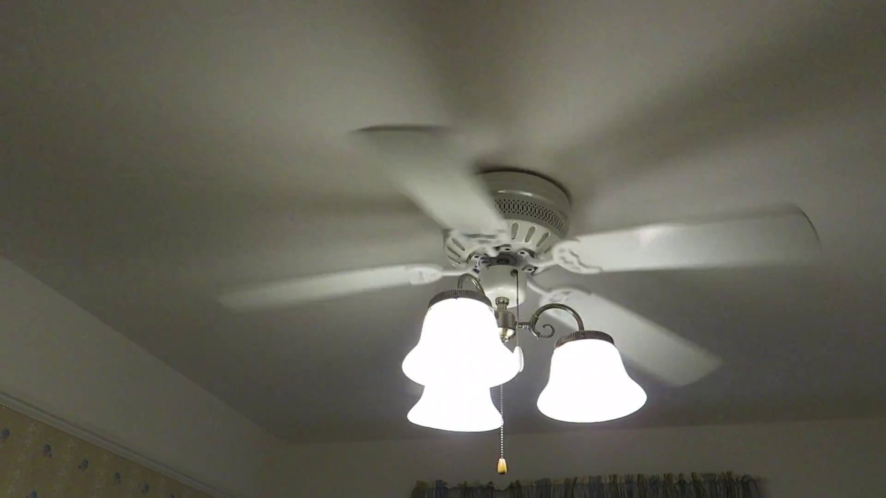 """42"""" Emerson Traditional Snugger ceiling fan 10 of 11"""