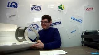 Обзор корзин для мусора, трех брендов  Lime, Kimberly-Clark, Tork