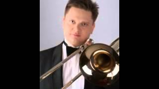 J S Bach Toccata and fuga d-moll Alexander Gorbunov (trombones)