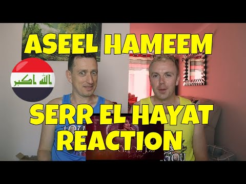 Download Aseel Hameem - Serr El Hayat - Reaction - أصيل هميم – سر الحياة حصرياً - Trending Travels - Iraq Mp4 baru