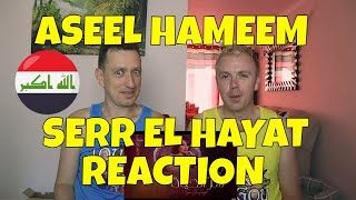 Aseel Hameem - Serr El Hayat - Reaction - أصيل هميم - سر الحياة (حصرياً) - Trending Travels - Iraq