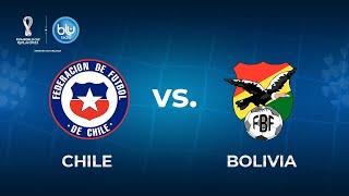 Chile vs Bolivia EN VIVO - Eliminatorias Sudamericanas Qatar 2022