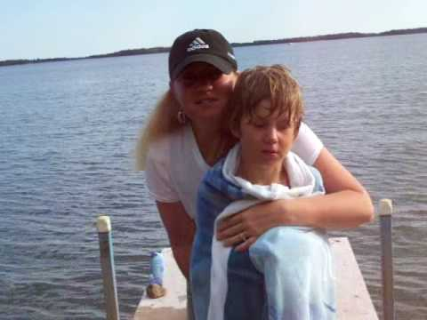 SORKNESS FAMILY AT CORMORANT LAKE 7/09