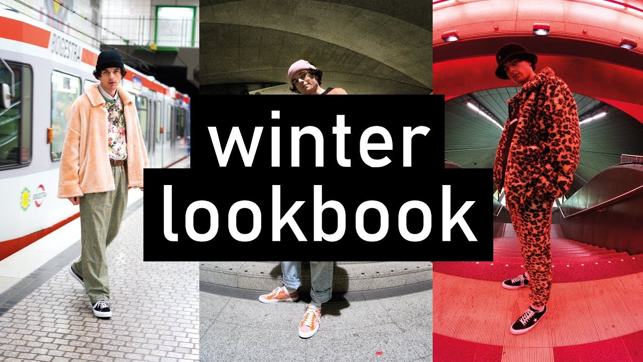 [VIDEO] - winter lookbook 2019 | dapperalien 1