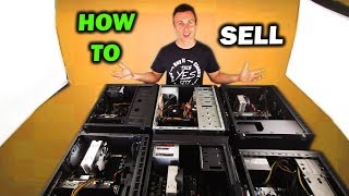 How To OBJECTIVELY Sell Your Gaming PC in 2020...! (Market Theory Vs. Realism)